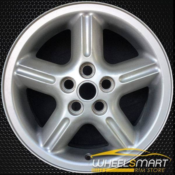 """18"""" Land Rover Discovery rims for sale 1998-2004 Silver OEM wheel ALY72158U10"""