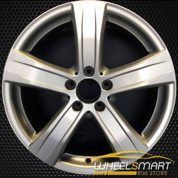 "18"" Mercedes SL550 rims for sale 2009-2012 Silver OEM wheel ALY85077U20"