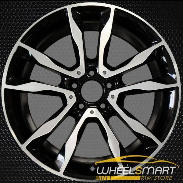 "19"" Mercedes GLA Class rims for sale 2015-2016 Silver OEM wheel ALY85383U45"