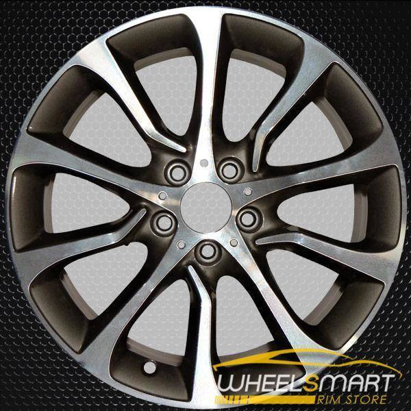 "19"" BMW 5 Series rims for sale 2012-2016 Machined OEM wheel ALY86001U35"