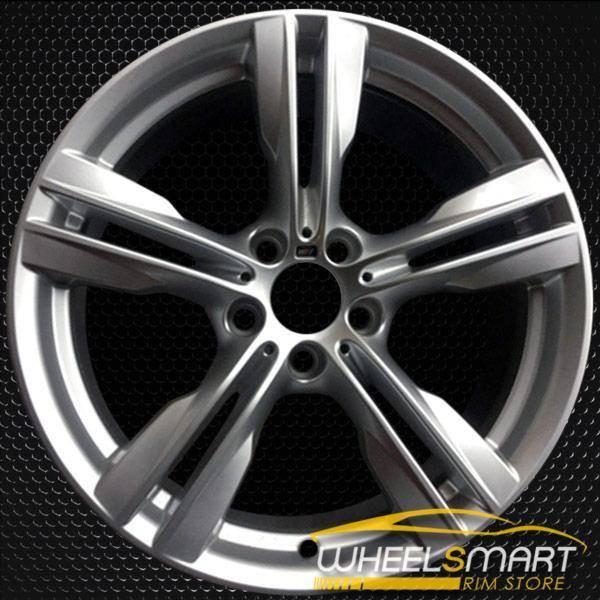 "19"" BMW X5 rims for sale 2014-2018 Silver OEM wheel ALY86043U20"