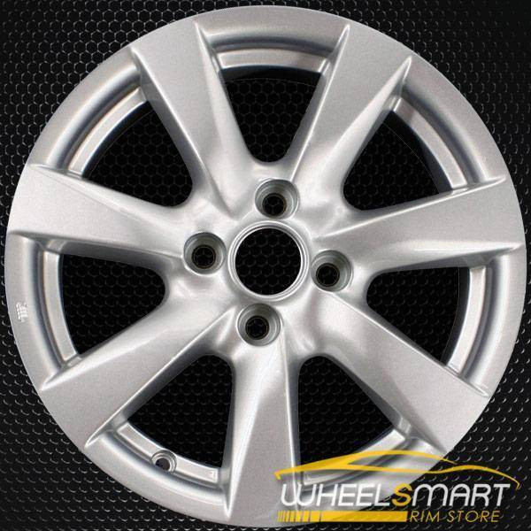 "15"" Nissan Versa OEM wheel 2012-2014 Silver alloy stock rim ALY62578U20"