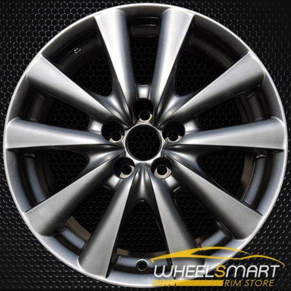 "18"" Lexus GS450H OEM wheel 2013-2015 Hypersilver alloy stock rim ALY74269U78"