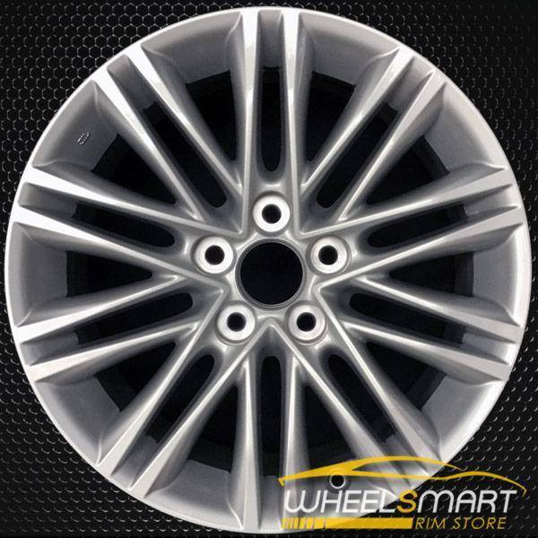 "17"" Lexus ES350 OEM wheel 2013-2015 Hypersilver alloy stock rim ALY74277U77"