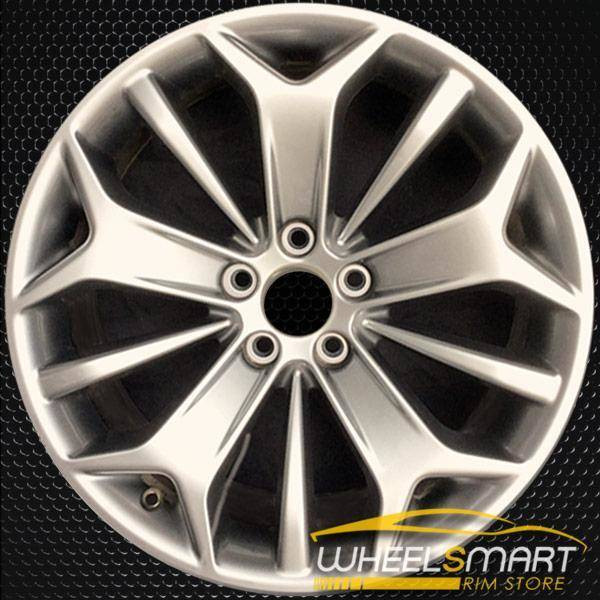 """19"""" Ford Taurus Rims for sale 2013-2019 SILVER OEM Wheel 3925"""