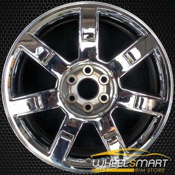 """22"""" Cadillac Escalade OEM wheel 2007-2014 Chrome alloy stock rim ALY05309U85N"""