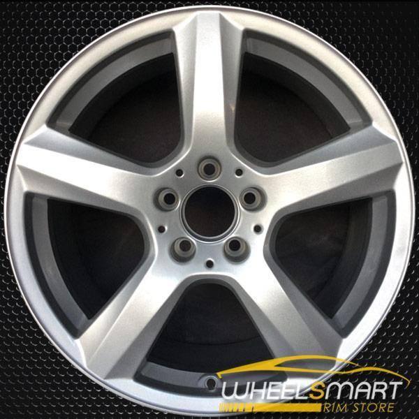 "18"" Mercedes CLS550 OEM wheel 2012-2016 Silver alloy stock rim ALY85233U20"