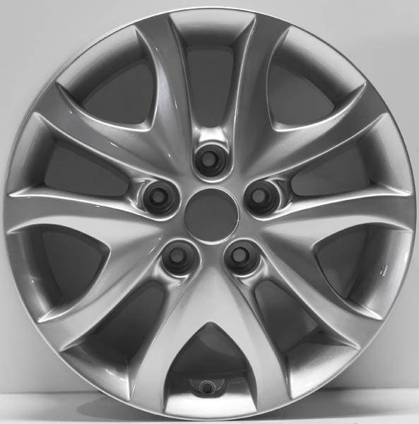 "16"" Hyundai Elantra Replica wheel 2009-2012 replacement for rim 70777"