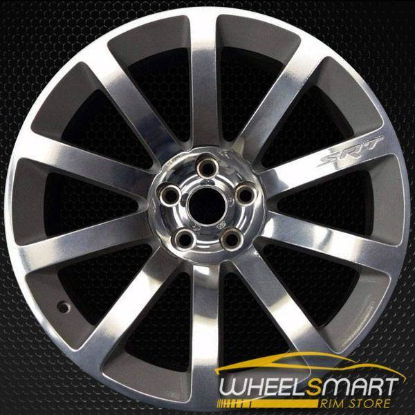 "20"" Chrysler 300 SRT8 oem wheel 2005-2010 Polished stock rim 5290991AC"