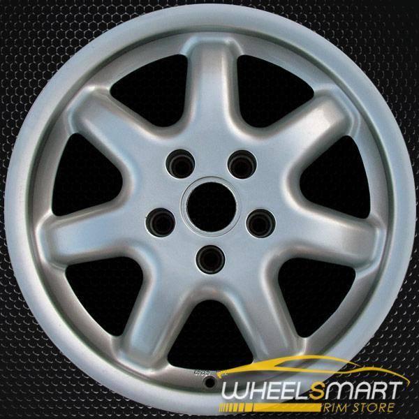 "16"" Audi A4 OEM wheel 1998-2000 Silver alloy stock rim 8D0601025JZ17"