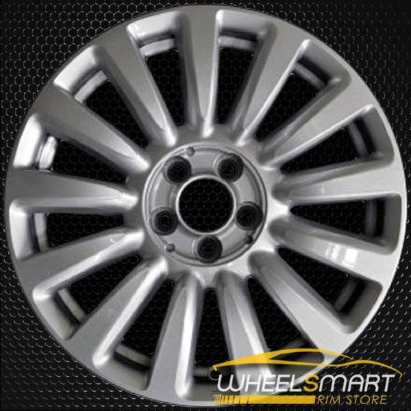 "16"" Fiat 500 OEM wheel 2014-2018 Silver alloy stock rim 5RJ57MA4AA"