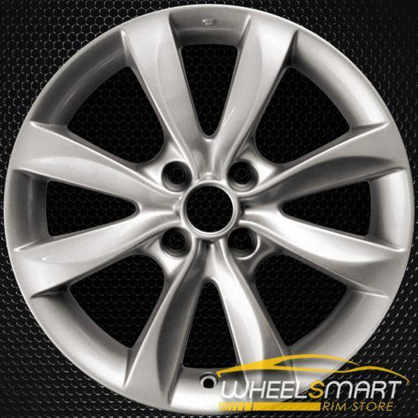 "16"" Nissan Versa OEM wheel 2014-2018 Silver alloy stock rim 403003VH1A ,403009KK1A"