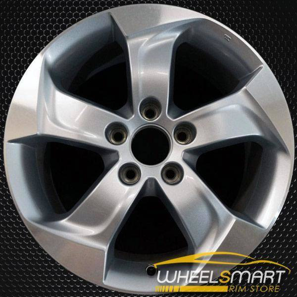 "17"" Honda HRV OEM wheel 2016-2019 Machined alloy stock rim 17075A, 42700T7WA82, 42700T7WA70, 42700T7WA81"