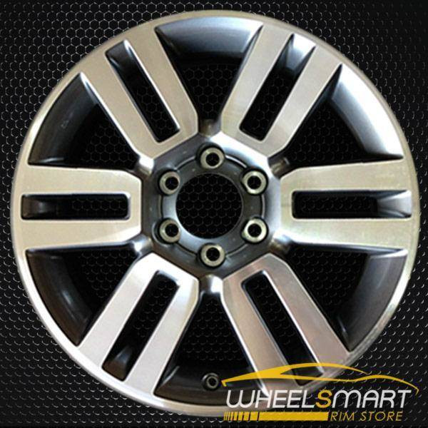 "20"" Toyota 4Runner OEM wheel 2014-2019 Machined alloy stock rim 4261135440, 4261135450, 4261135460, 4261135470"