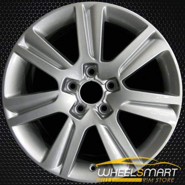 "17"" Audi A4 OEM wheel 2009-2011 Silver alloy stock rim ALY58836U20"