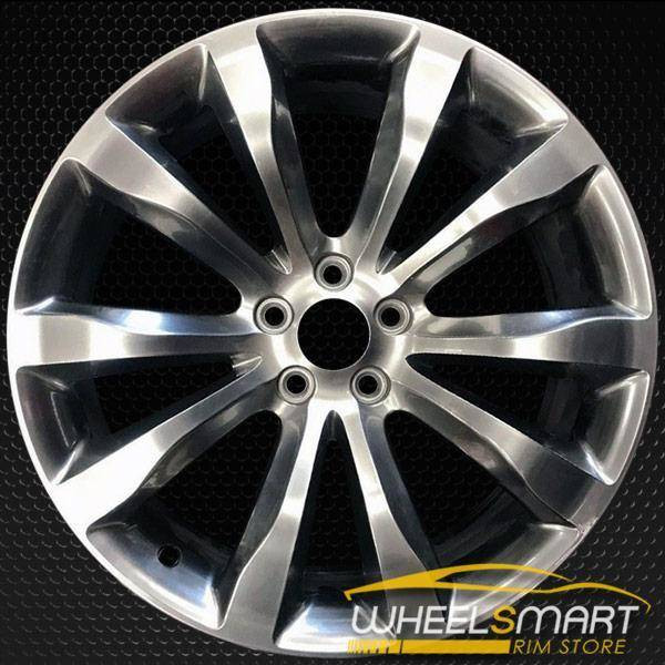 "20"" Chrysler 300 Rims for sale 2015-2019 Hypersilver OEM Wheel 2540"