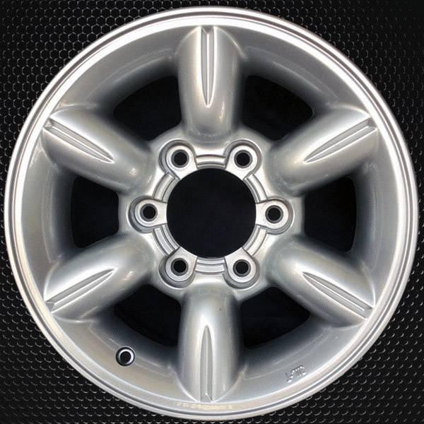 """15"""" Nissan Frontier OEM wheel 2001-2004 Silver alloy stock rim 403009Z400"""