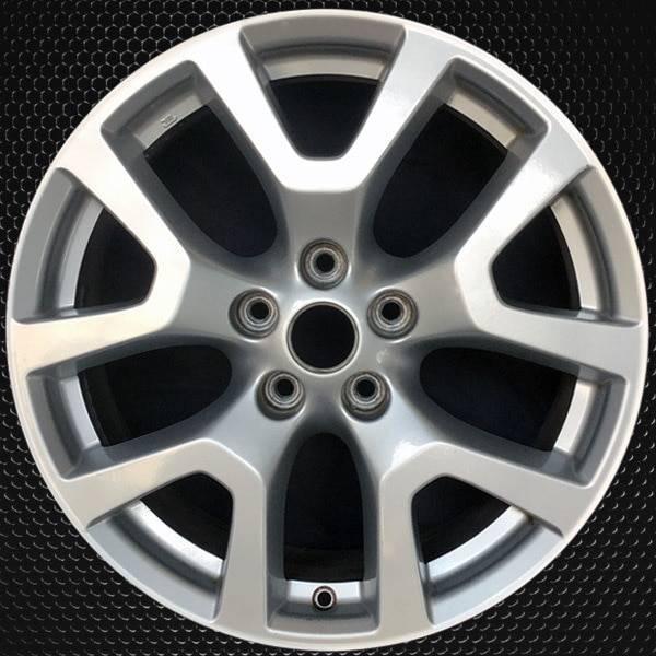 "18"" Nissan Rogue OEM wheel 2011-2015 Silver alloy stock rim D0C003UE1A"