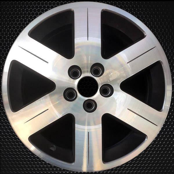 "16"" Volkswagen VW Beetle OEM wheel 2006-2009 Machined alloy stock rim 1C0601025AC16Z, 1C0601025AF8Z8, 1C0601025AJ16Z"