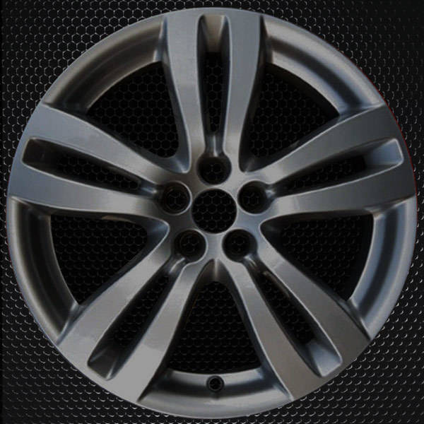 "19"" Jaguar XJ OEM wheel 2010-2019 Gray alloy stock rim C2D7288,C2D7282"