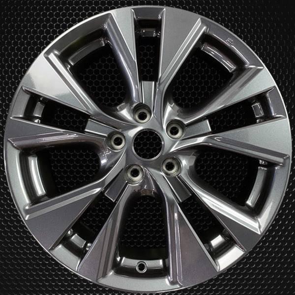 "18"" Nissan Murano OEM wheel 2015-2019 Machined alloy stock rim 403005AA3B"