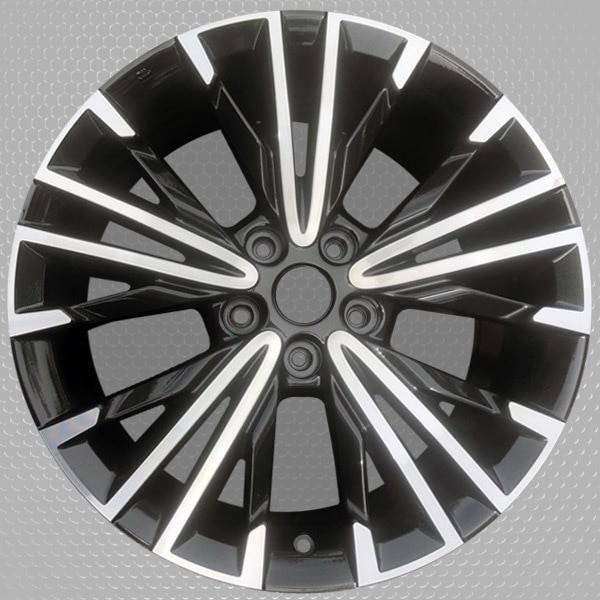 "18"" Nissan Maxima OEM wheel 2016-2019 Machined alloy stock rim 403004RA5E"