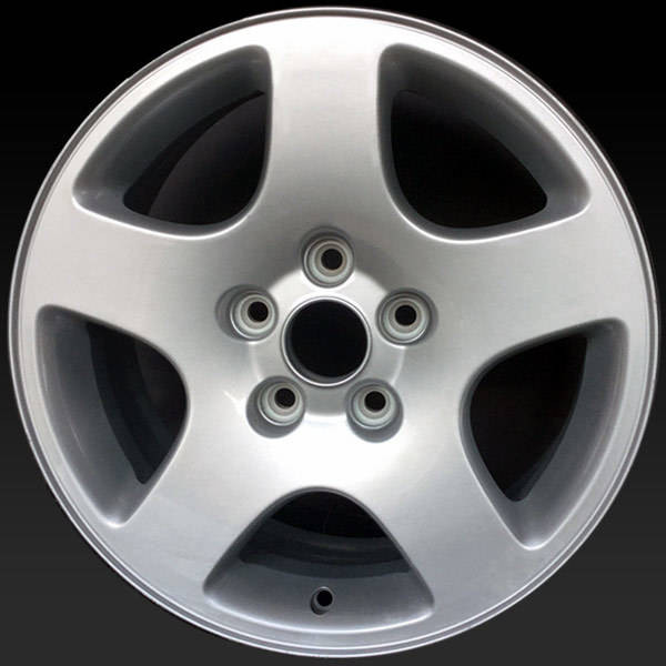 "16"" Audi A6 OEM wheel 1995-2004 Silver alloy stock rim 8D0601025CZ17, 8D0601025CZ17"