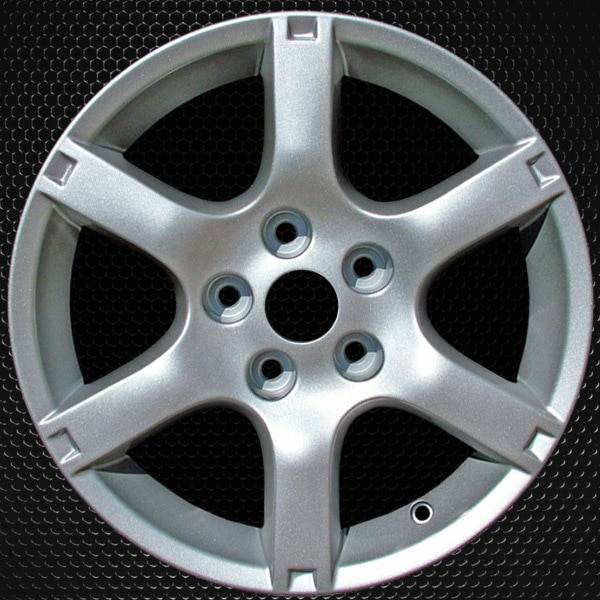 "16"" Nissan Altima OEM wheel 2005-2006 Silver alloy stock rim 40300ZB100"