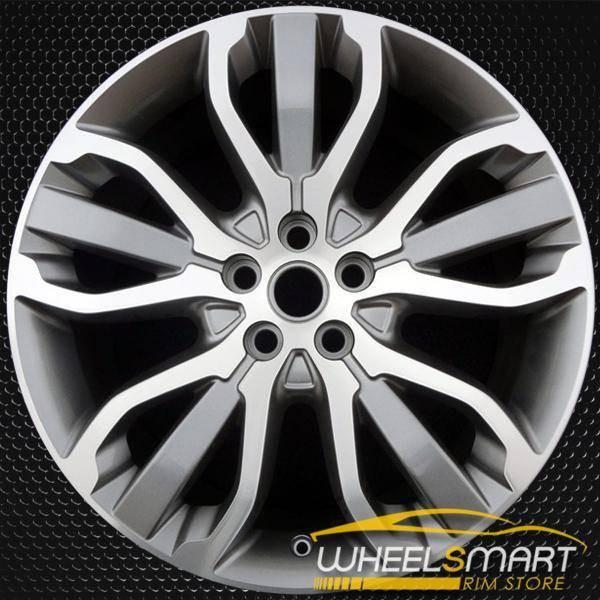 "21"" Range Rover Sport OEM wheel 2014-2019 Machined alloy stock rim LR045069, LR044850, LR072693"
