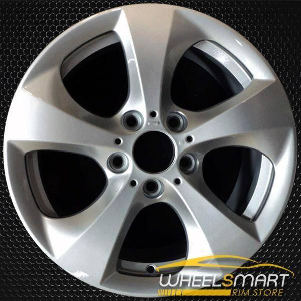 "17"" BMW X Series OEM wheel 2011-2018 Silver alloy stock rim 36116794272"