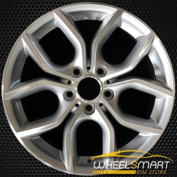 "18"" BMW X Series OEM wheel 2011-2018 Machined alloy stock rim 36116787579"