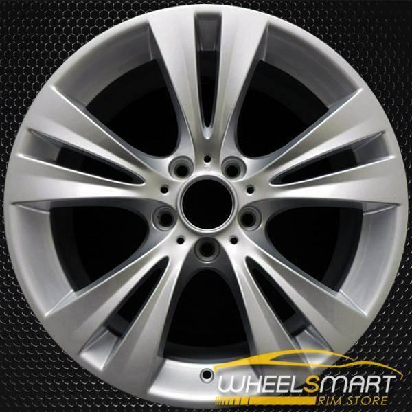 "19"" BMW X Series OEM wheel 2011-2018 Silver alloy stock rim 36116787581"