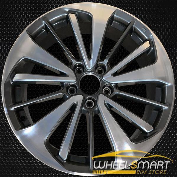 "18"" Acura RDX OEM wheel 2016-2018 Machined alloy stock rim 42700TX4A82"