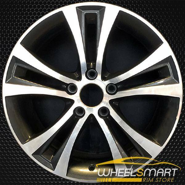 "18"" BMW 2 series OEM wheel 2014-2019 Machined alloy stock rim 36116796211"