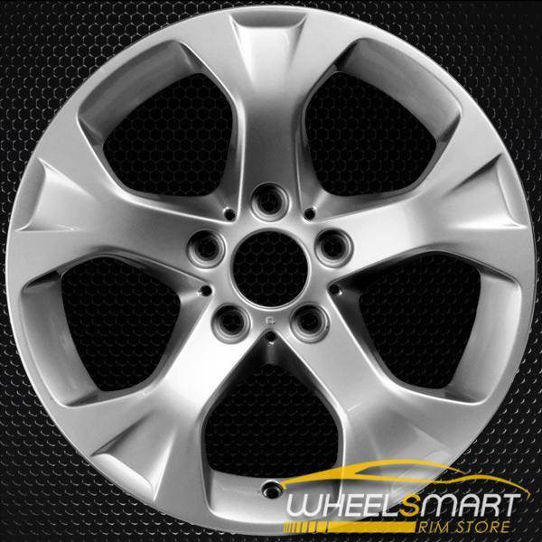 "17"" BMW X1 OEM wheel 2012-2015 Silver alloy stock rim 71596 36116789140"