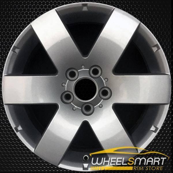 "17"" Saturn Vue OEM wheel 2008-2010 Machined alloy stock rim 19177076"