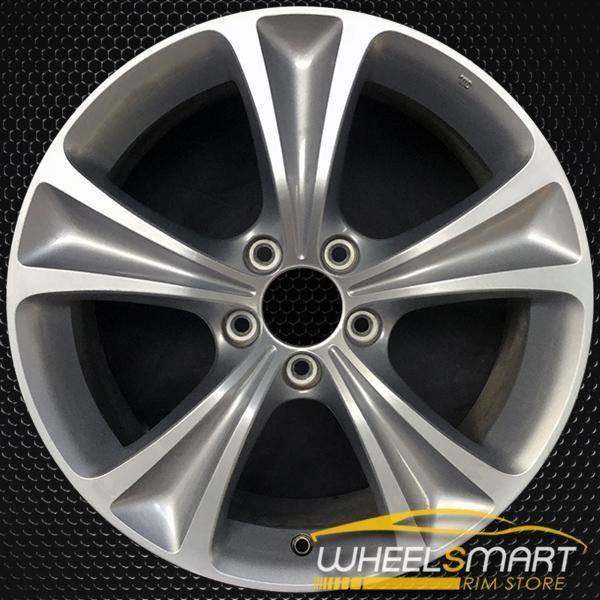 "18"" Honda Accord OEM wheel 2011-2012 Charcoal alloy stock rim 42700TE1A83"