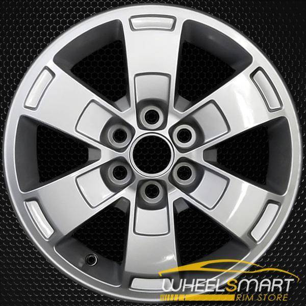 "16"" Chevy Colorado OEM wheel 2015-2019 Silver alloy stock rim 23245009"