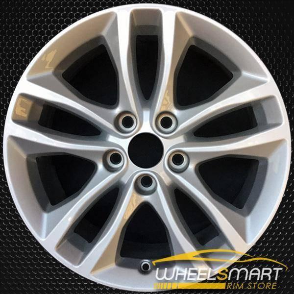 "17"" Chevy Malibu OEM wheel 2016-2017 Silver alloy stock rim 22969720"