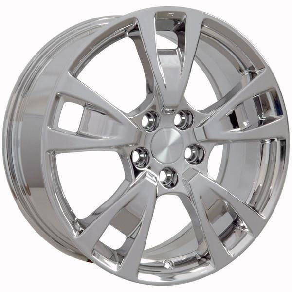 """19"""" Acura TL replica wheel 2009-2014 Chrome rims 9506448"""