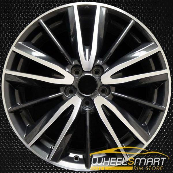 "18"" Infiniti QX60 OEM wheel 2016-2019 Machined alloy stock rim 403009NB2A"