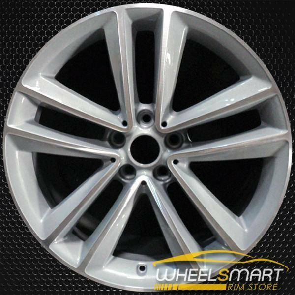 "19"" BMW 7 Series OEM wheel 2016 Machined alloy stock rim 36116863114"