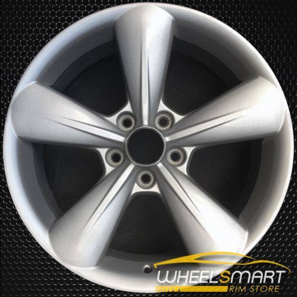 """18"""" Ford Mustang OEM wheel 2013-2014 Silver alloy stock rim DR331007CA,DR33CA"""