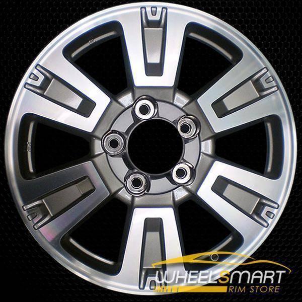 "20"" Toyota Tundra oem wheel 2014-2018 Charcoal alloy stock rim 75159"