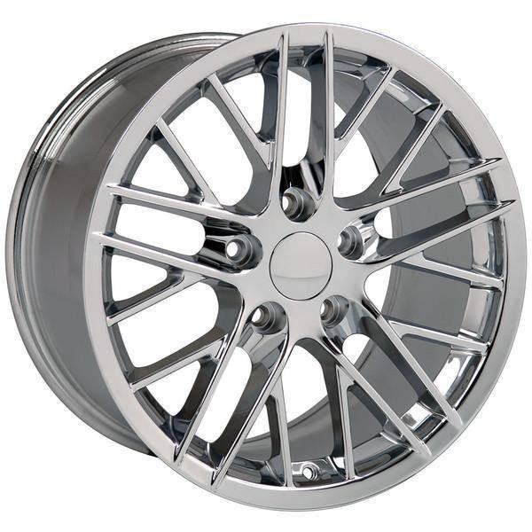 """17"""" Pontiac Firebird replica wheel 1993-2002 Chrome rims 9498437"""