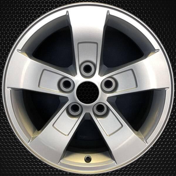 "16"" Chevy Malibu OEM wheel 2013-2016 Silver alloy stock rim 959866"