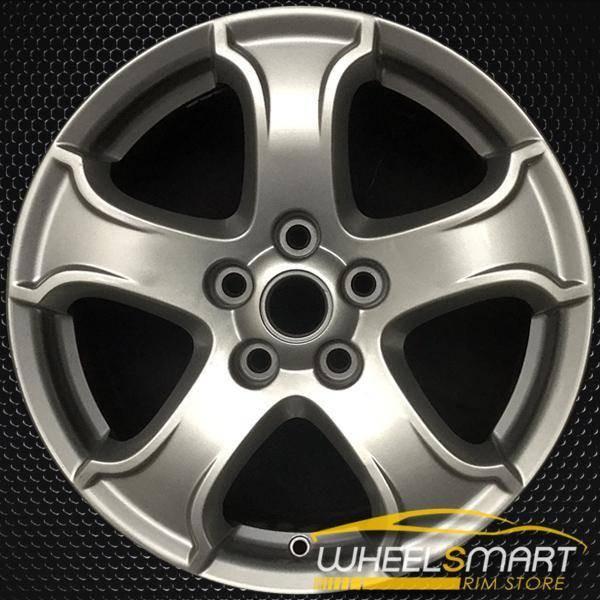 "17"" Suzuki XL7 OEM wheel 2007-2009 Silver alloy stock rim 4321078J20"