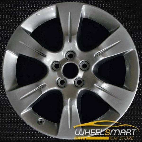 "19"" Toyota Sienna OEM wheel 2011-2019 Silver alloy stock rim 4261A08010, 4261A08020"