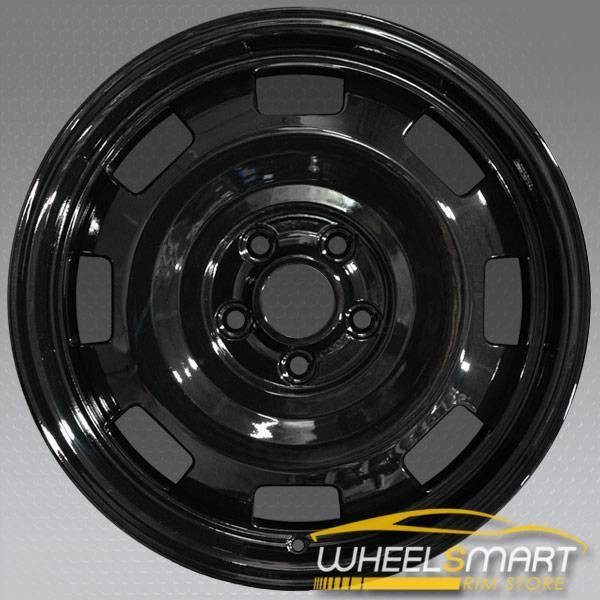 "17"" Volkswagen VW Beetle OEM wheel 2012-2018 Black alloy stock rim 5C0601025MAX1"