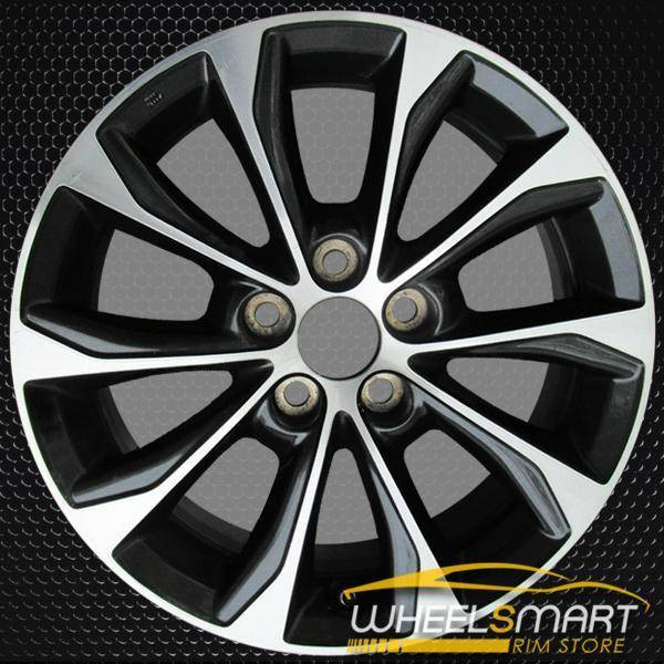 "17"" Toyota Avalon OEM wheel 2016-2018 Machined alloy stock rim 4261107100"